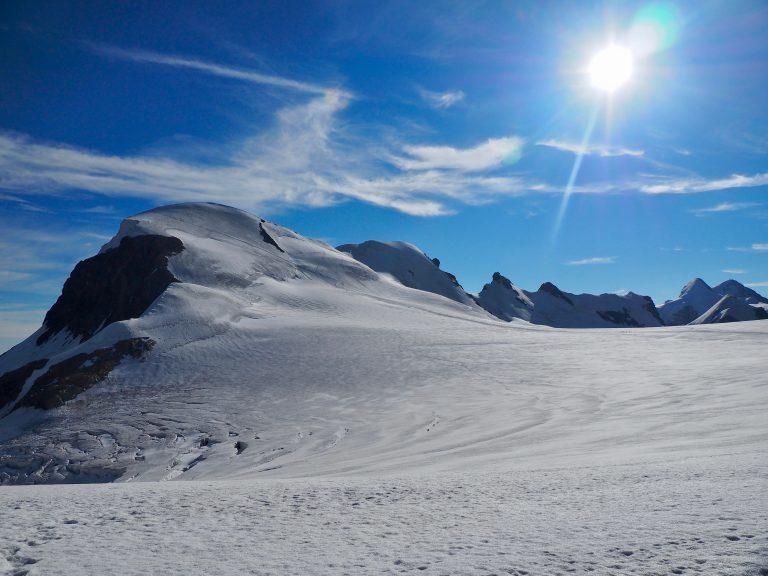 The Breithorn Summit